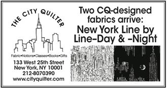 The City Quilter
