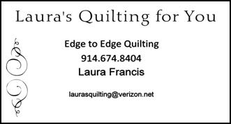 Laura's Quilting for You