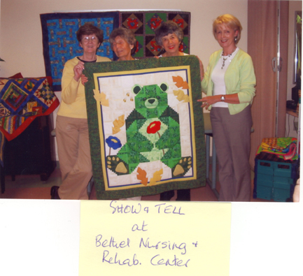 Bethel Nursing Home - Show and Tell